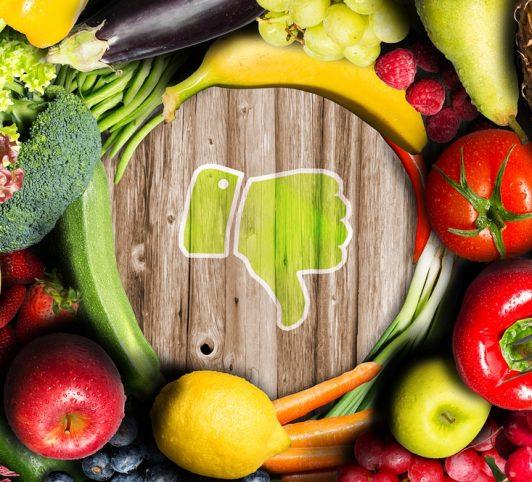 ¿Qué son los antinutrientes? ¡Cuidado con la comida que mezclas!